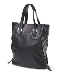 Tj Maxx Black Made In Italy North South Tote