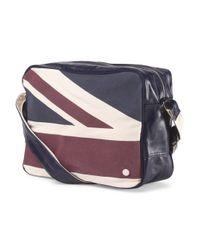 Tj Maxx - Blue Union Print Flight Bag for Men - Lyst