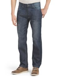Tj Maxx - Blue Slim Straight Corbin Wash Jean for Men - Lyst