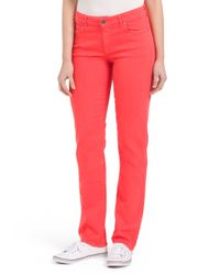 Tj Maxx - Pink Made In Usa Flare Jean - Lyst