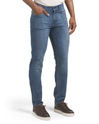 Tj Maxx - Blue Made In Usa Russell Tribute Slim Straight Jean for Men - Lyst