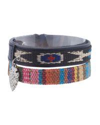Tj Maxx - Blue Set Of Two Southwest Theme Bracelet Stack - Lyst