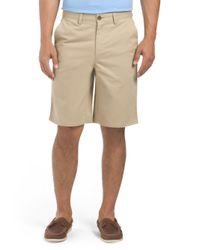 Tj Maxx - Natural Performance Flat Front Short for Men - Lyst