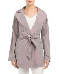 Tj Maxx - Purple Marin Coat - Lyst