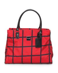 Tj Maxx - Red Hamilton Shopper Tote - Lyst