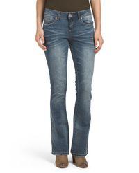 Tj Maxx - Blue Flap Pocket Boot Cut Jeans - Lyst