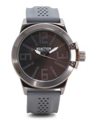 Tj Maxx - Multicolor Men's Perforated Rubber Strap Watch for Men - Lyst