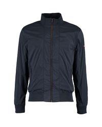TK Maxx brand Blue Bomber Jacket for men