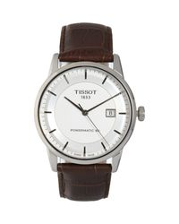 TK Maxx brand Brown Luxury Automatic Analogue Watch for men
