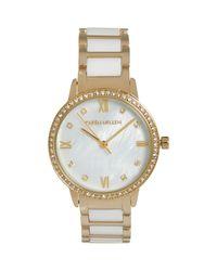 TK Maxx brand Metallic Bracelet Watch