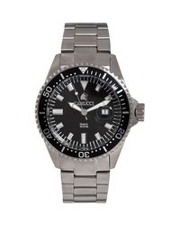 TK Maxx brand Metallic Sterling Analogue Watch for men