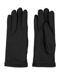 TK Maxx brand Blue Black Gloves