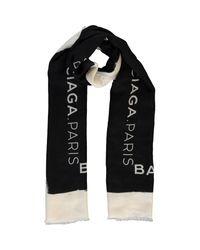 TK Maxx brand Black & White Cashmere Scarf