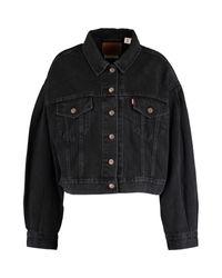 TK Maxx brand Black Denim Jacket