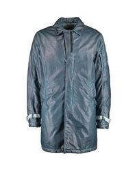 TK Maxx brand Blue Washed Jacket for men