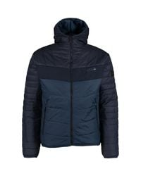 TK Maxx brand Blue Quilted Jacket for men