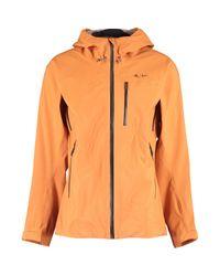 TK Maxx brand Orange Rust Lightweight Jacket for men