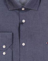 Tommy Hilfiger Overhemd Tt0tt06006 in het Blue voor heren