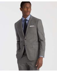 Todd Snyder - Gray The Mayfair White Label Suit In Grey Blue Plaid for Men - Lyst