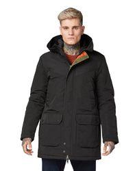 Tom Tailor DENIM Winter Parka in Black für Herren