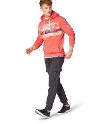 Tom Tailor DENIM Chino Jogginghose in Gray für Herren