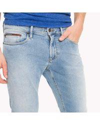 Tommy Hilfiger Blue Slim Fit Jeans for men