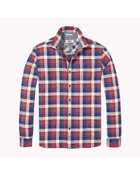Tommy Hilfiger Multicolor Regular Fit Check Shirt for men