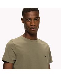 Tommy Hilfiger Multicolor Flag Slim Fit T-shirt for men