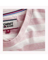 Tommy Hilfiger Multicolor Stripe Jersey T-shirt for men