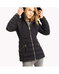 Tommy Hilfiger Black Padded Slim Fit Jacket