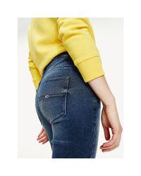 Tommy Hilfiger Blue Super Skinny High Rise Dynamic Jeans