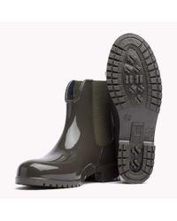 Tommy Hilfiger Multicolor Gum Ankle Boot