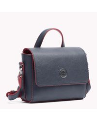Tommy Hilfiger Black Satchel Bag