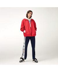 Tommy Hilfiger Red Coach Jacket