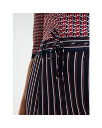 Tommy Hilfiger Blue Stripe Trousers