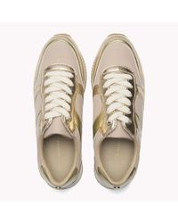Tommy Hilfiger Multicolor Metallic Trainers