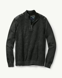 Tommy Bahama | Multicolor Coastal Shores Half-zip Sweater for Men | Lyst
