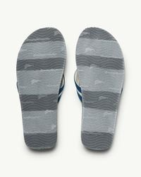 Tommy Bahama Blue Taheeti Sandals for men
