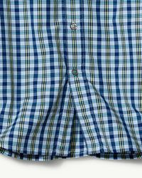 Tommy Bahama Blue Island Commuter Check Shirt for men