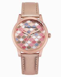 Tommy Bahama Pink Island Mosaic Watch