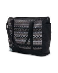 TOMS - Black Multi Sweater Felt Baby Bag Tote - Lyst