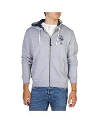 Hackett Gray Sweatshirt for men
