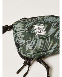 Herschel Supply Co. Multicolor Black 'palm Cruz' Cross Body Bag for men