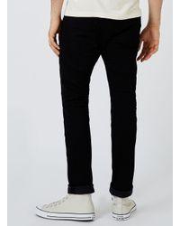 Topman Hilfiger Denim Black Jean for men