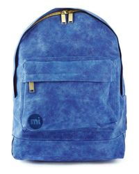 TOPMAN - Mi-pac Royal Blue Backpack* for Men - Lyst