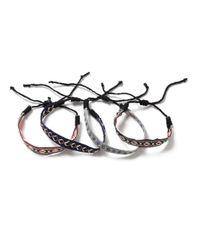 TOPMAN - Metallic Multicoloured Festival Wristband Pack* for Men - Lyst