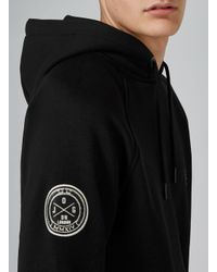 Jog On - Premium Black Hoodie for Men - Lyst
