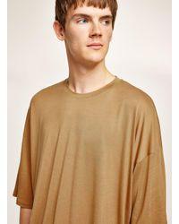 Topman Brown T-shirt for men