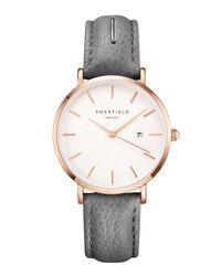 ROSEFIELD Gray the September Issue Grey Watch By
