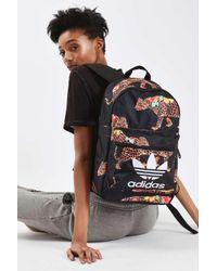 TOPSHOP Multicolor Oncada Backpack By Adidas Originals